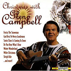 Cover image of Christmas With Glen Cambell