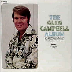 Cover image of The Glen Campbell Album