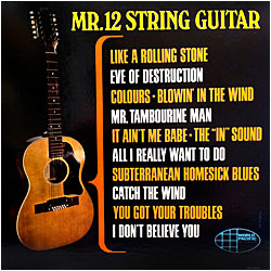 Cover image of Mr. 12-string Guitar