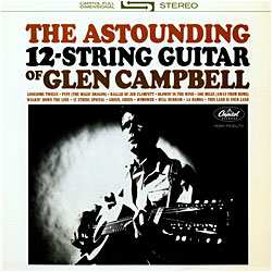 Cover image of The Astounding 12-string Guitar