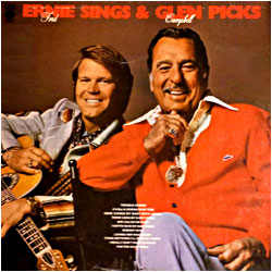Cover image of Ernie Sings Glen Picks