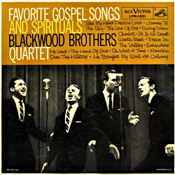 Cover image of Favorite Gospel Songs And Spirituals