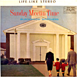 Cover image of Sunday Meetin' Time