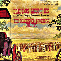 Cover image of Precious Memories