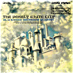 Cover image of The Pearly White City