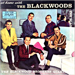 Cover image of At Home With The Blackwoods