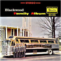 Cover image of Blackwood Family Album