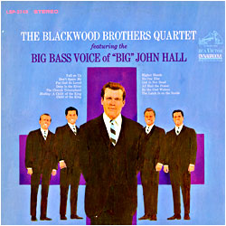 Cover image of Featuring The Big Bass Voice Of Big John Hall