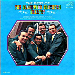 Cover image of The Best Of The Blackwood Brothers Quartet