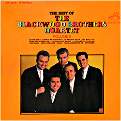 Cover image of The Best Of The Blackwood Brothers Quartet 2