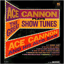 Image of random cover of Ace Cannon