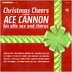 Cover image of Christmas Cheers From Ace Cannon