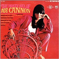 Cover image of The Misty Sax Of Ace Cannon