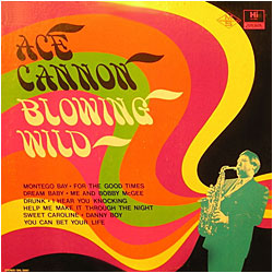 Cover image of Blowing Wild