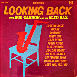 Cover image of Looking Back With Ace Cannon