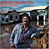 Cover image of Super Sax Country Style