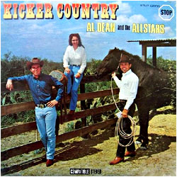 Cover image of Kicker Country