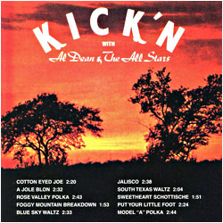 Cover image of Kick'n With Al Dean