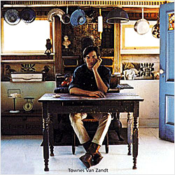 Cover image of Townes Van Zandt