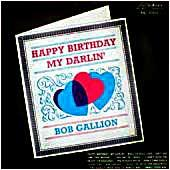 Cover image of Happy Birthday My Darlin'