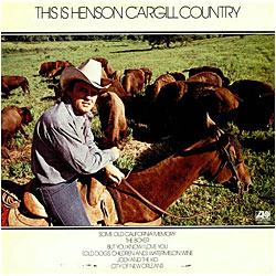 Cover image of This Is Henson Cargill Country