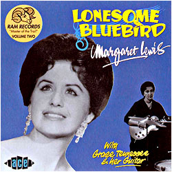 Cover image of Lonesome Bluebird