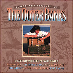 Cover image of Songs And Legends Of The Outer Banks