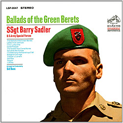 Image of random cover of Barry Sadler