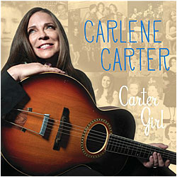 Cover image of Carter Girl