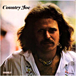 Cover image of Country Joe