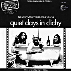 Cover image of Quiet Days In Clichy