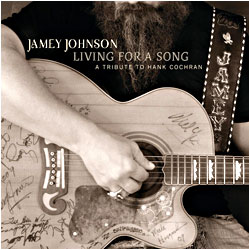 Cover image of Living For A Song