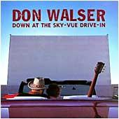Cover image of Down At The Sky-Vue Drive-In