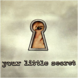 Cover image of Your Little Secret