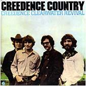Creedence Country - image of cover