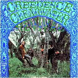 Cover image of Creedence Clearwater Revival