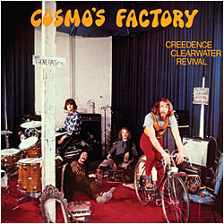 Cover image of Cosmo's Factory