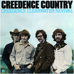 Cover image of Creedence Country