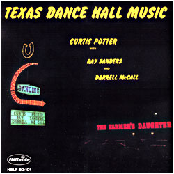 Cover image of Texas Dance Hall Music