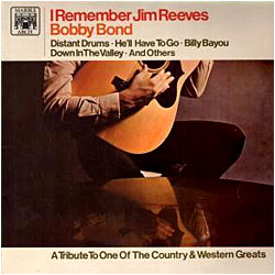 Cover image of I Remeber Jim Reeves