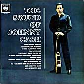 Cover image of The Sound Of Johnny Cash