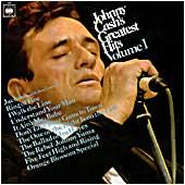 Cover image of Johnny Cash's Greatest Hits Vol 1