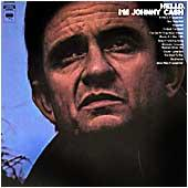 Hello I'm Johnny Cash - image of cover