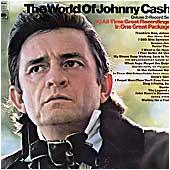 Cover image of The World Of Johnny Cash
