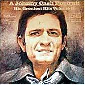 Cover image of A Johnny Cash's Portrait