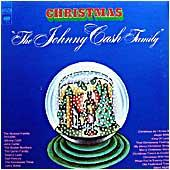 Cover image of The Johnny Cash Family Christmas