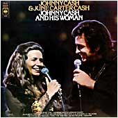 Cover image of Johnny Cash And His Woman