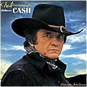 Cover image of The Adventures Of Johnny Cash