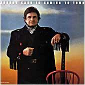 Cover image of Johnny Cash Is Coming To Town
