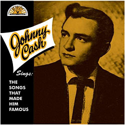 Cover image of Sings The Songs That Made Him Famous